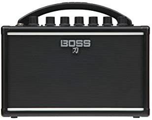 BOSS KTN-MINI Combo - Amplificador a pilas para guitarra acústica