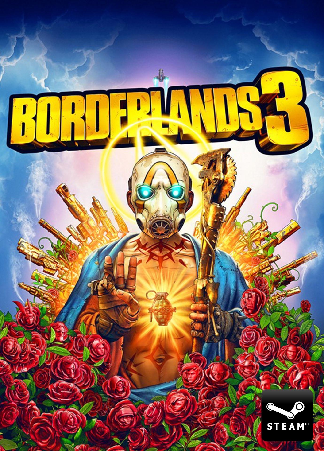 Borderlands 3 PC (STEAM)