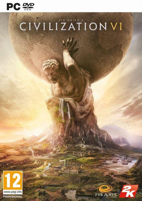 Sid Meier's Civilization VI PC (STEAM) (EU)