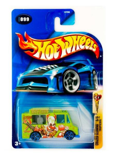 Hot Wheels Modelo Random solo 0.88€