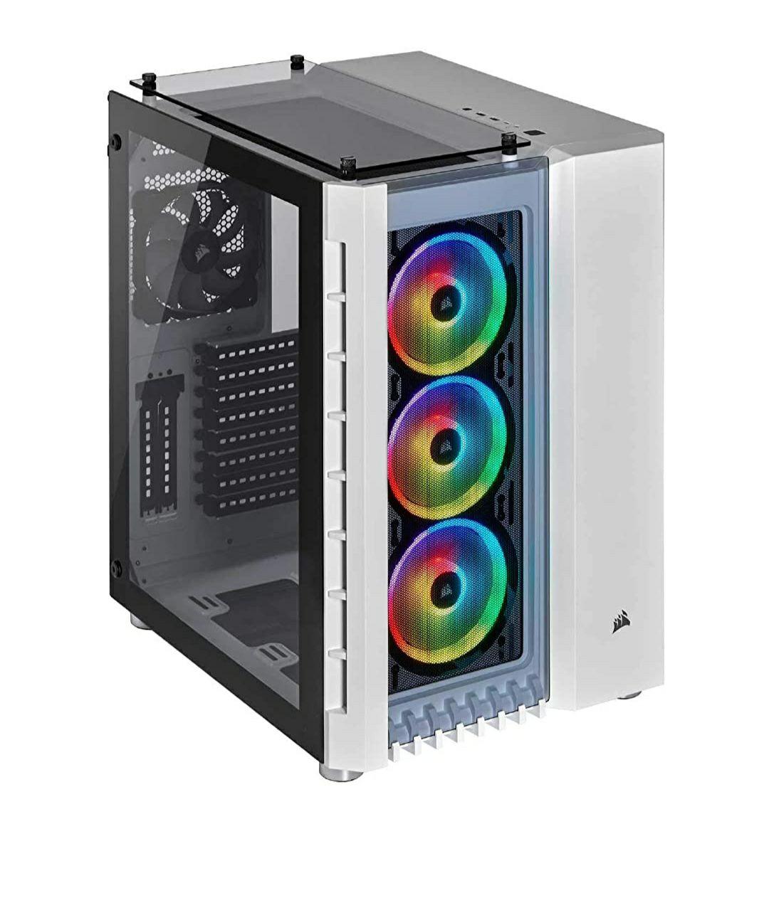 Caja Corsair 680X Blanca
