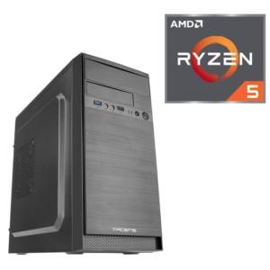 TORRE PPO | Ryzen 5 3400G - 8GB - SSD 240GB - VEGA11
