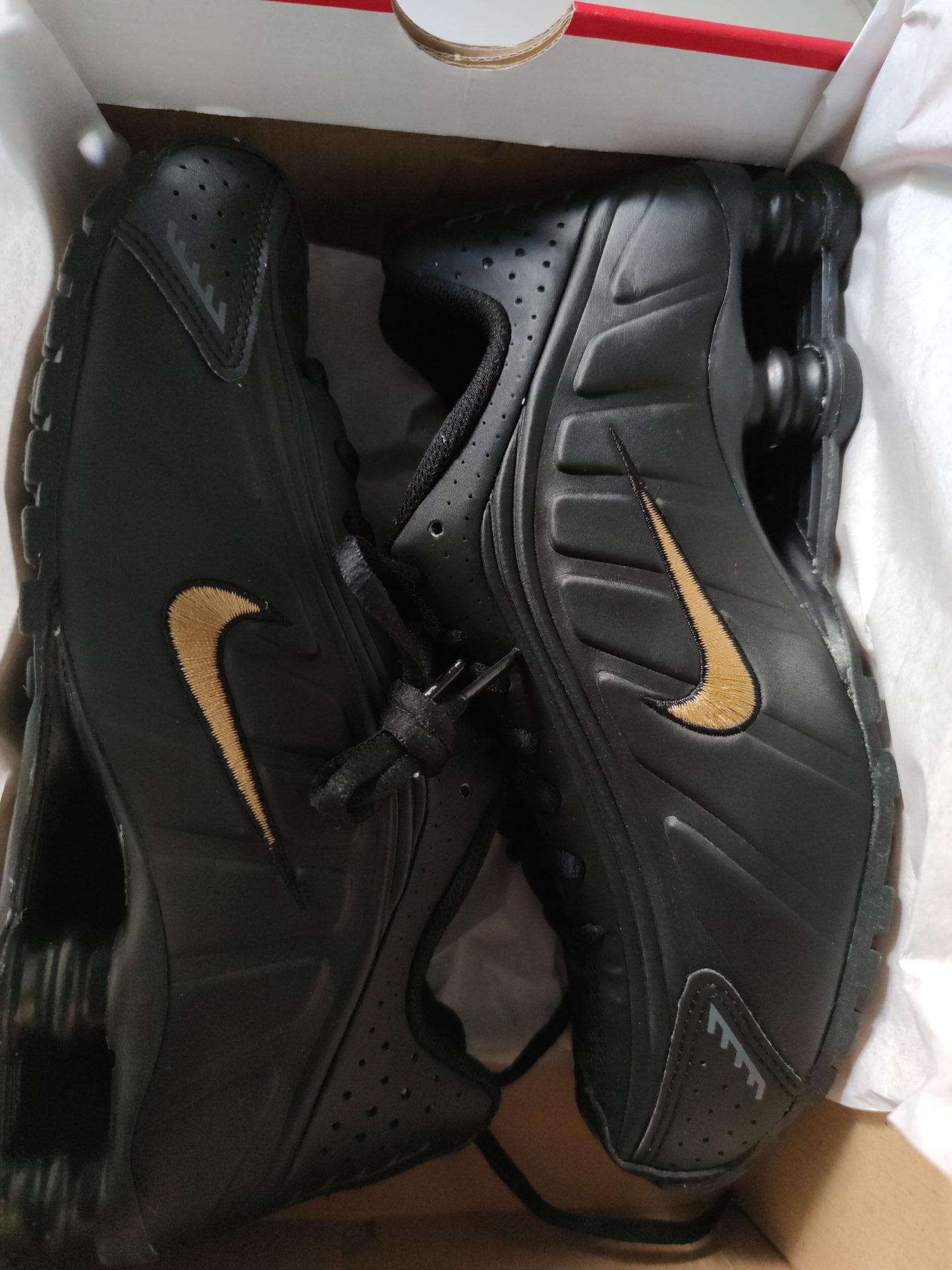 Nike shox R4 (ha)