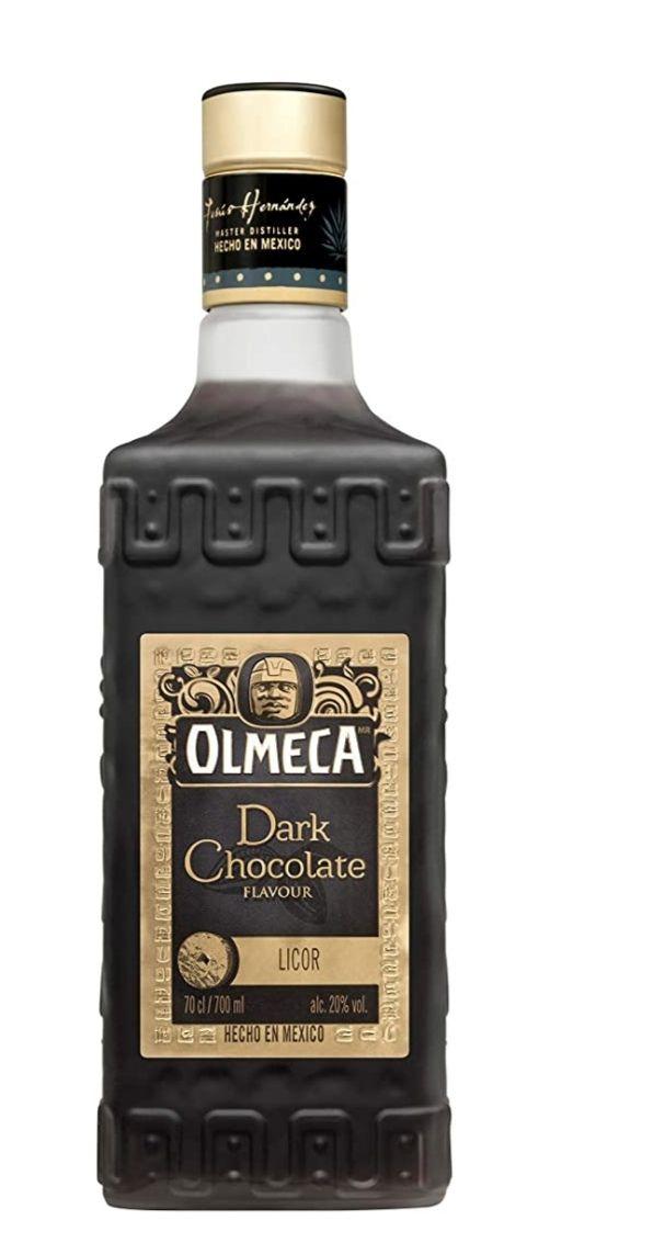 Olmeca fusión sabor chocolate