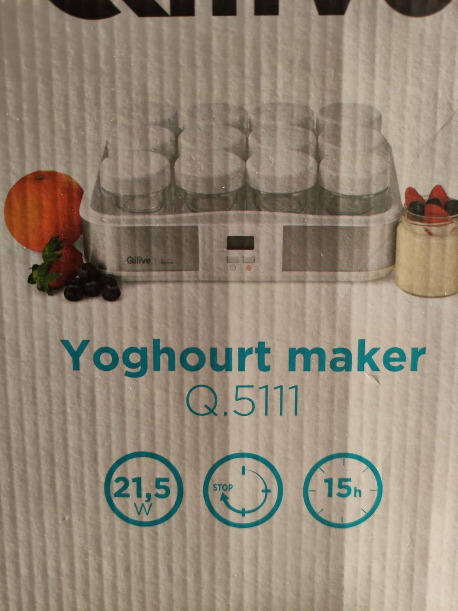 Yogurtera - 12 vasos