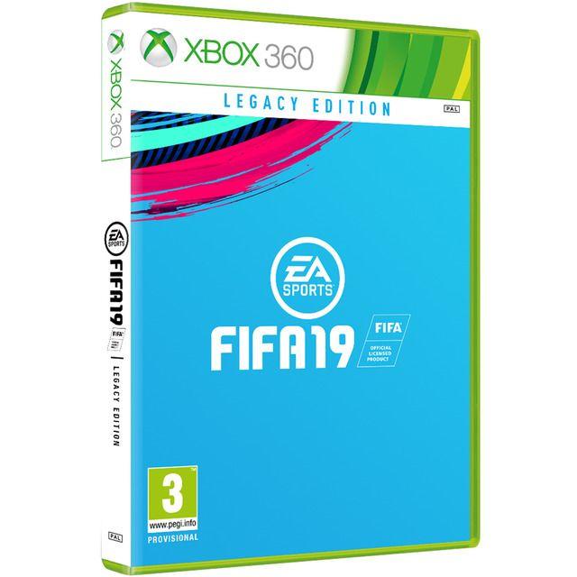 FIFA19 Legacy Ed. XBOX360
