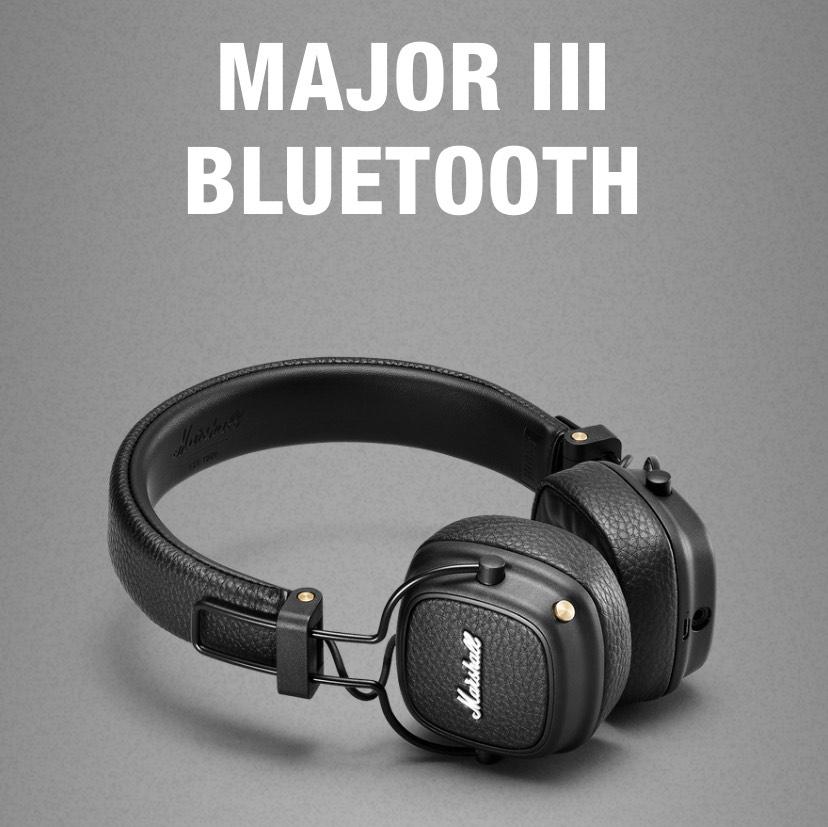 Major III Bluetooth de Marshall