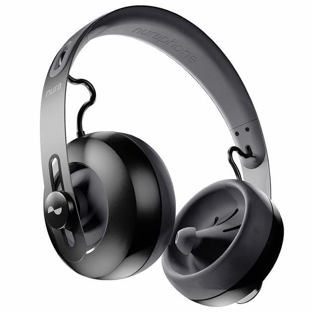 Nura / Nuraphone - Auriculares Circumaurales Dual Drive - ANC - BT adaptX HD