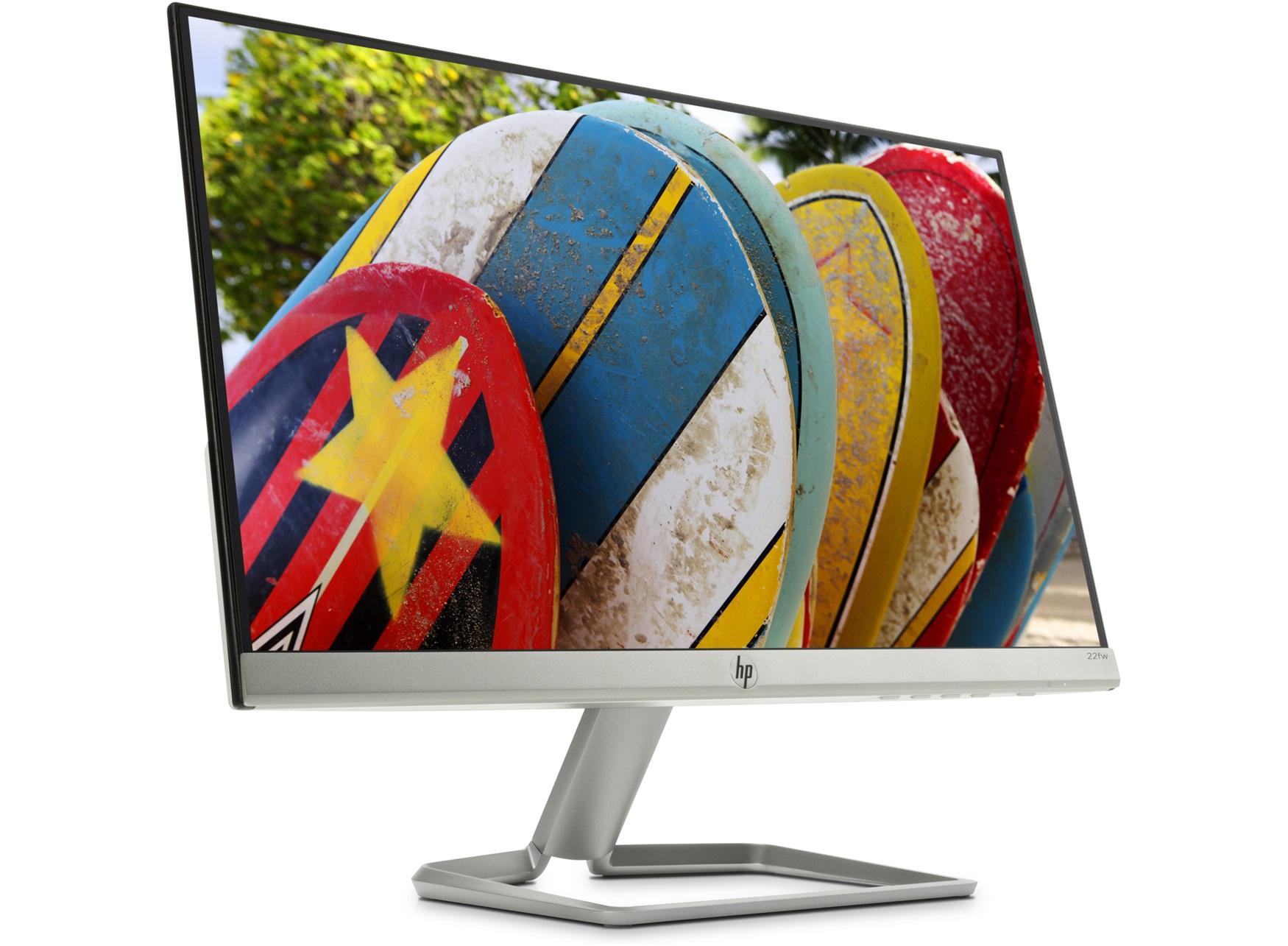 "Monitor HP 22fw 54,61 cm (21,5"" ), IPS,Full HD,Blanco"