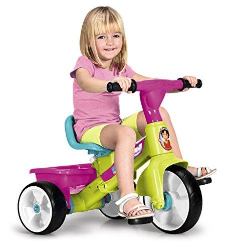 FEBER - Triciclo con diseño Heidi (50% de descuento)