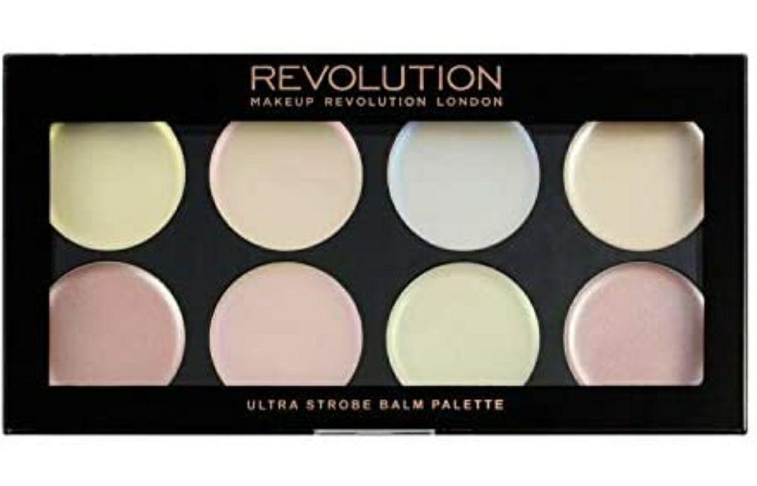 Revolution - Ultra Strobe Balm Paleta De Iluminadores