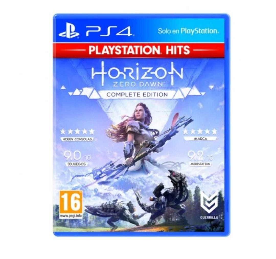 Horizon Zero Down Complete Edition Playstation Hits PS4 *recogida gratis*