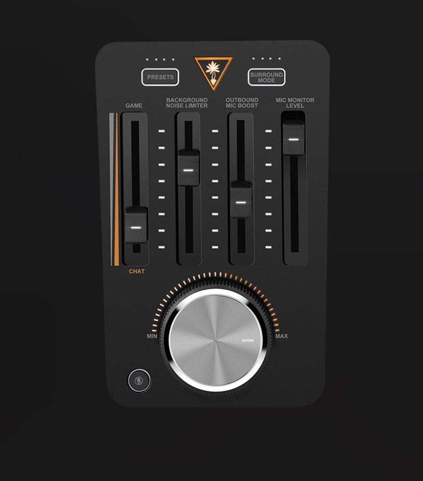 Turtle Beach Elite Pro TAC - Tarjeta sonido/Controladora Gaming