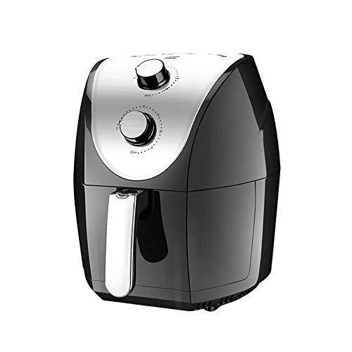 Pedkit - Freidora de aire caliente XXL 1500 W 4,8 L, freidora de aire eléctrica sin aceite CLIENTES PRIME