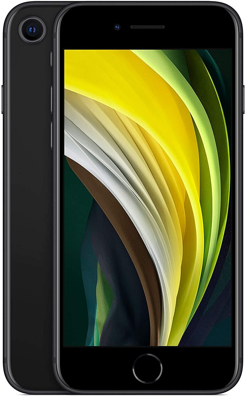 iPhone SE 128 libre negro