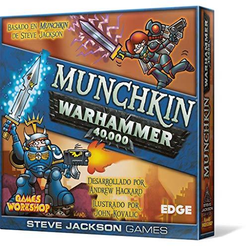 Munchkin Warhammer 40.000 - Español