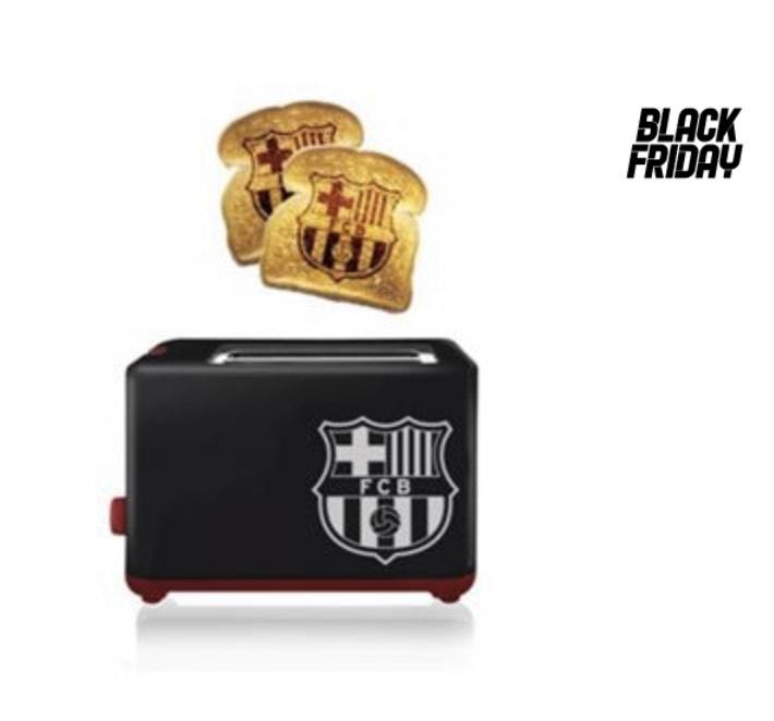 Tostadora Taurus FC Barcelona solo 11,61€!!