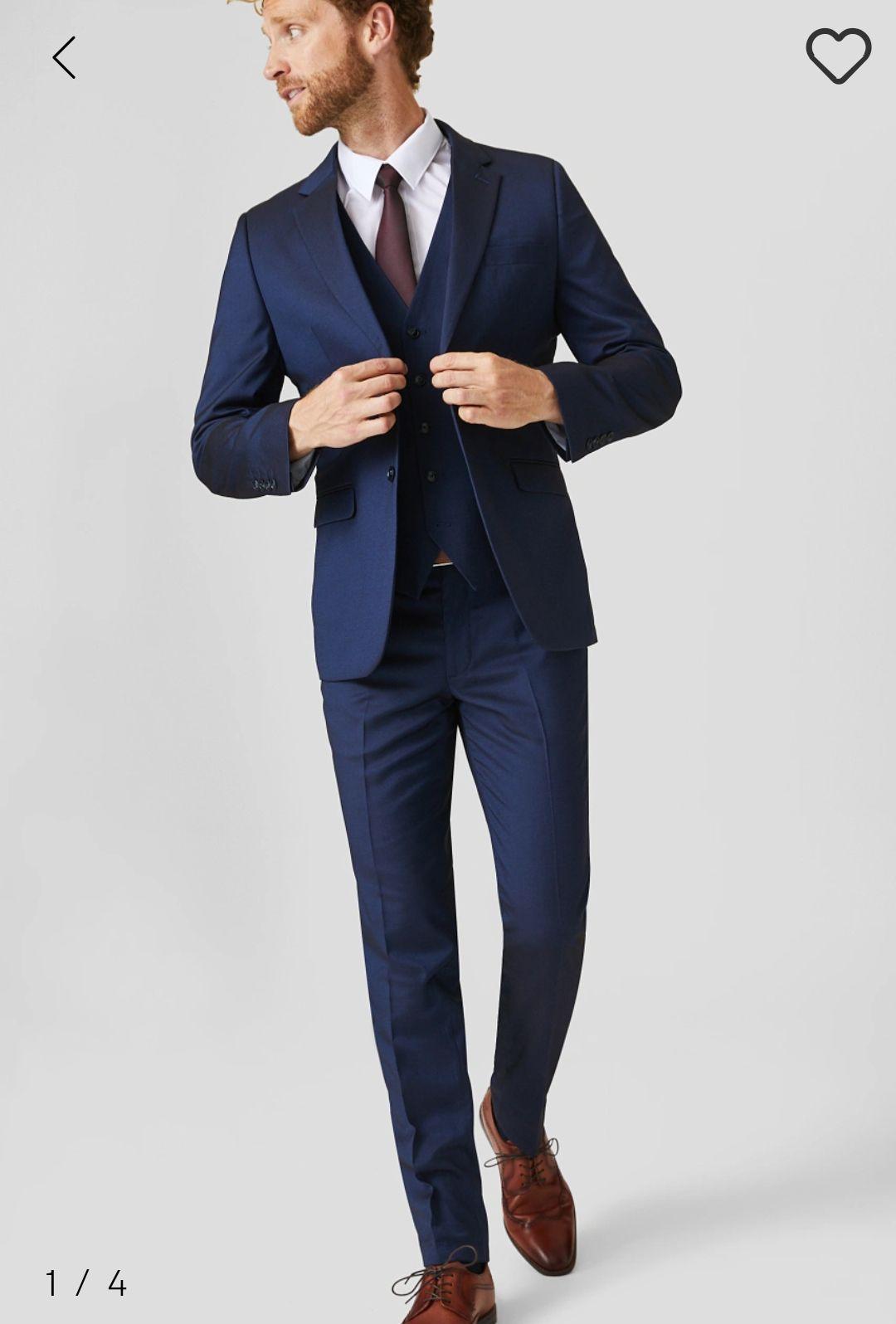 Recopilación Ofertas en trajes completos desde sólo 20€ +10% Descuento adicional +30% Descuento extra al tramitar (varios colores y tallas)