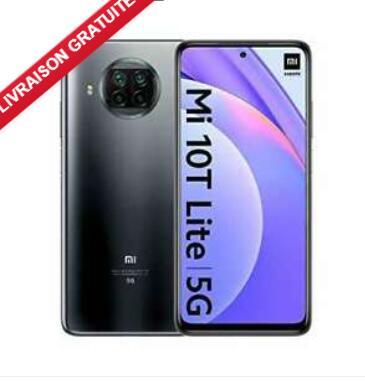 """Smartphone 6.67"""" Xiaomi Mi 10T Lite 5G - 64 Gb"""