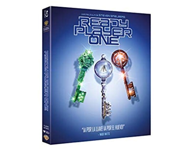 Ready Player One Blu-Ray - Iconic [Blu-ray]