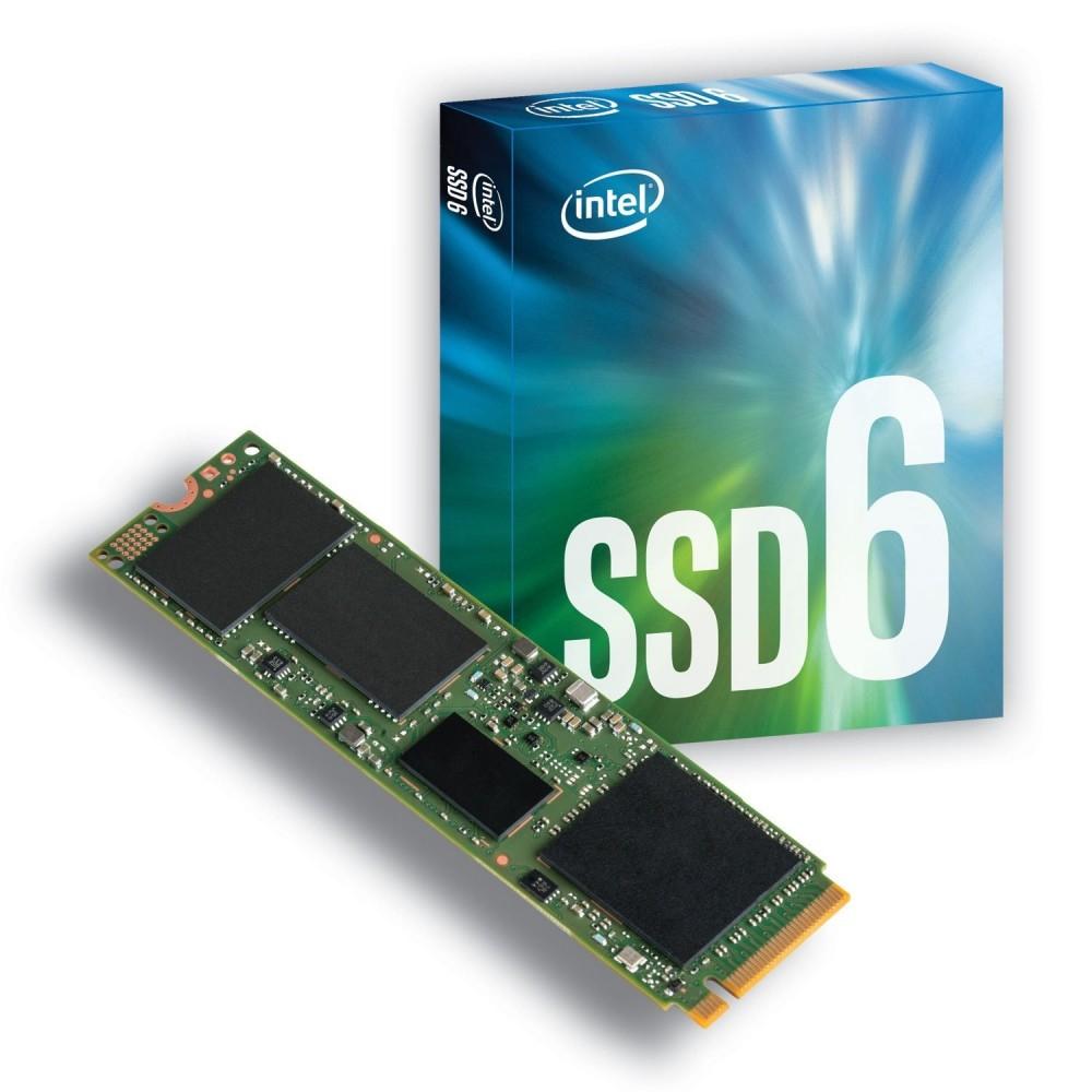 SSD Intel 600p 256Gb/M.2 ¡¡Solo una unidad!!