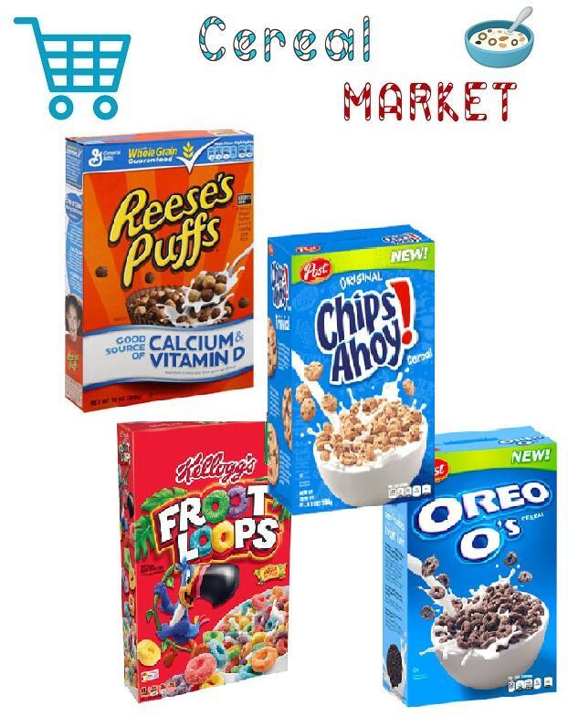 Black Friday en Cereal Market - 20% de descuento en todo