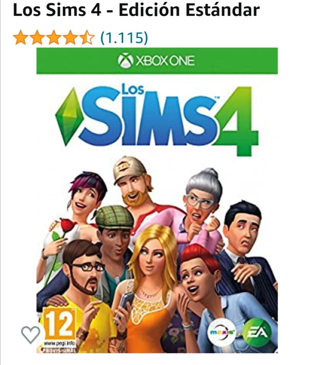 Sims 4 para Xbox one