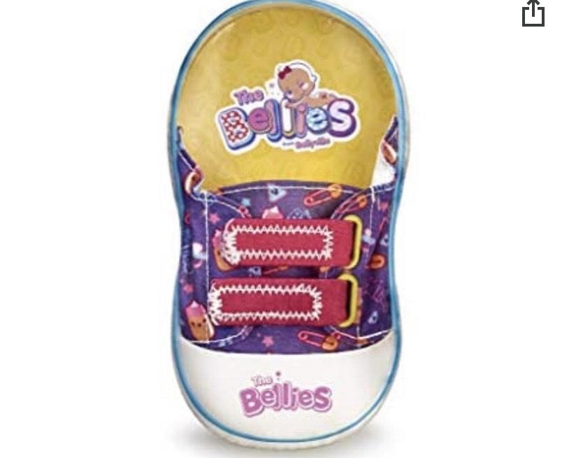 The Bellies- Beths'Shoezzz, Accesorio