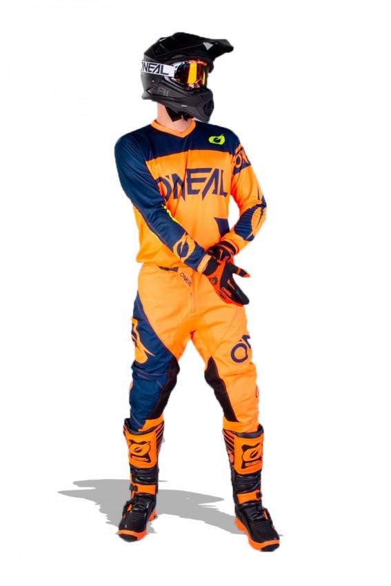 Equipación motocross O'Neal
