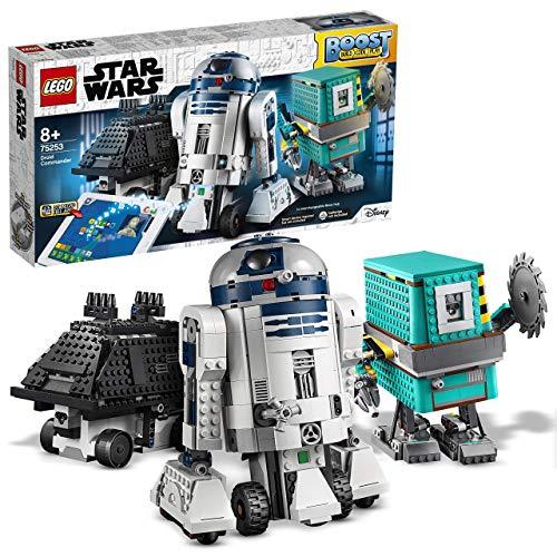 LEGO Star Wars Boost Droid Commander 3 en 1