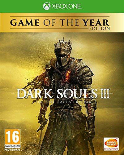 Dark Souls 3 GOTY Edition Xbox (importación inglesa)