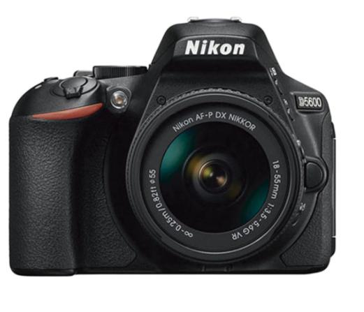 Nikon D5600 a un precio increible !!