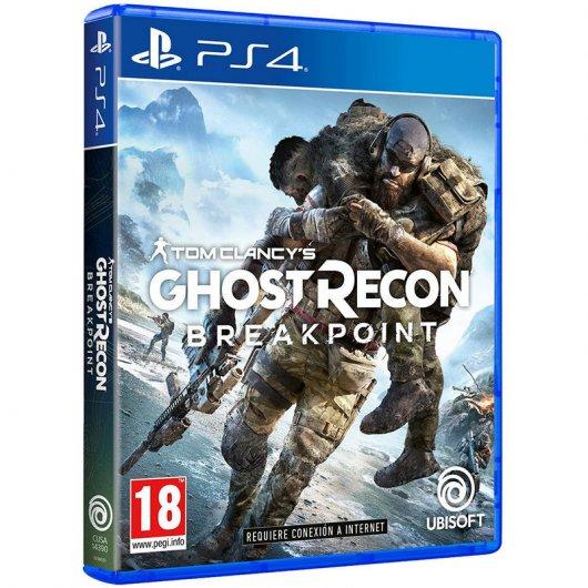 Ghost Recon Breakpoint a buen precio