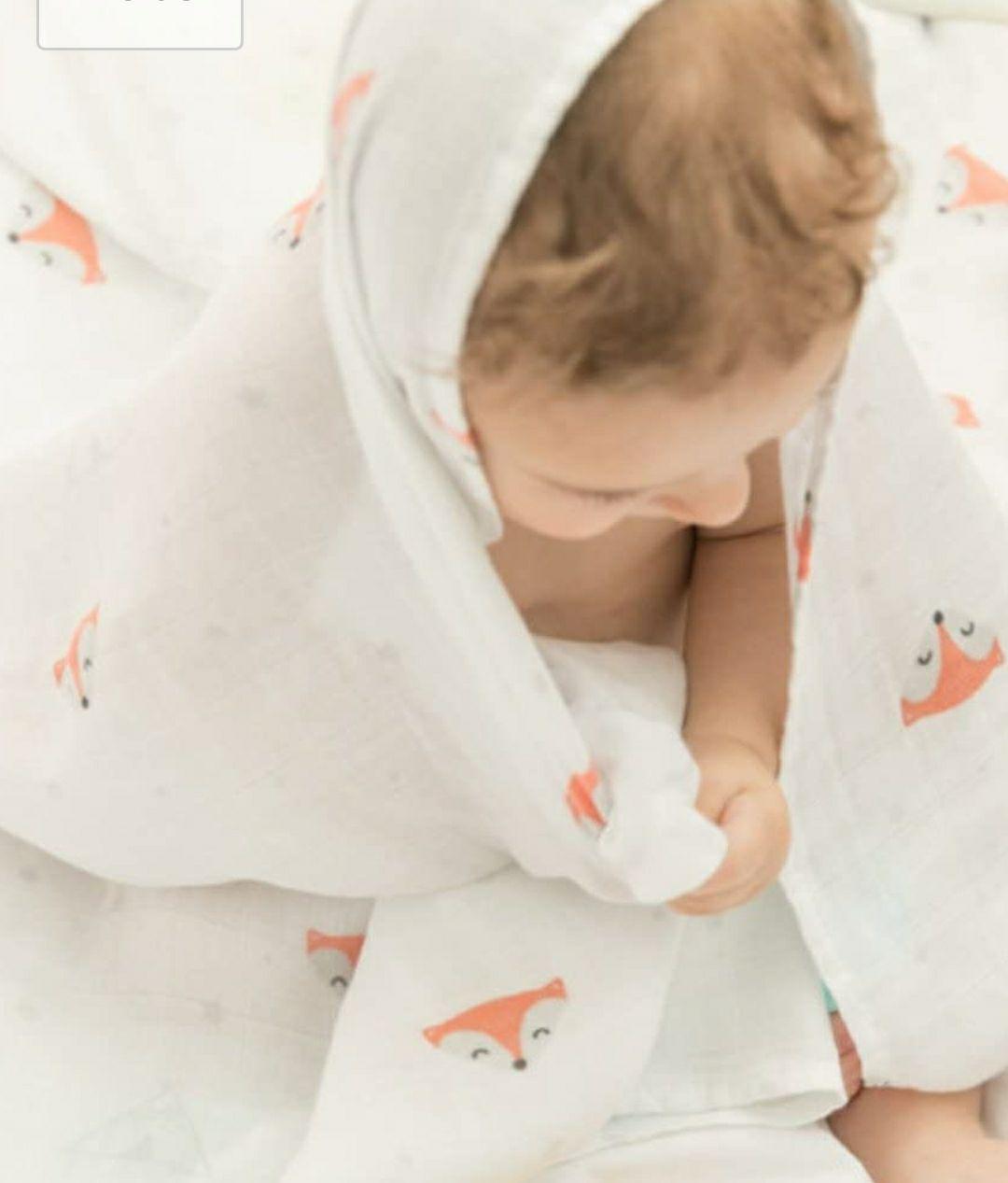 Mr. Wonderful WOA09002UN - Muselina para bebés
