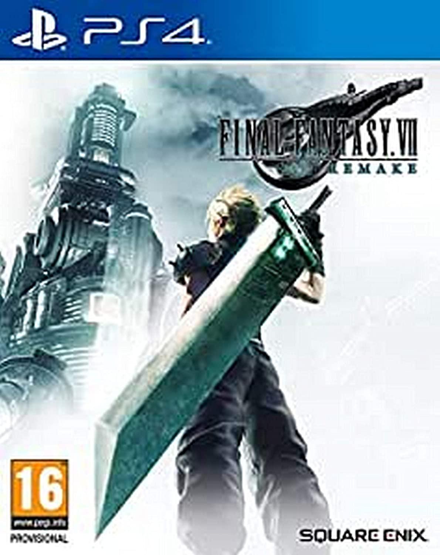 Final Fantasy VII Remake PS4 (PcComponentes)