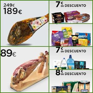 Cybermonday - Ofertas Supermercados del Corte Inglés