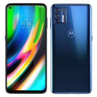 Motorola Moto G9 Plus 6,8'' 128GB Azul
