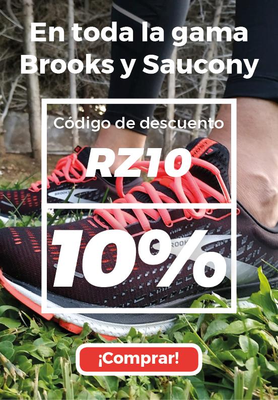 Cupón 10% Zapatillas Running