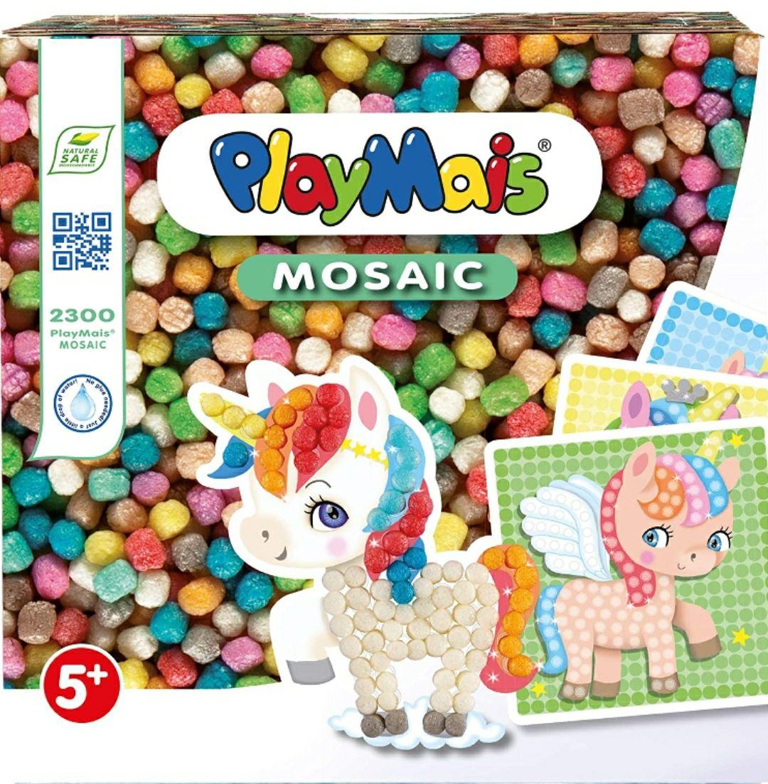 Playmais- Mosaic Dream Unicorn, 160562