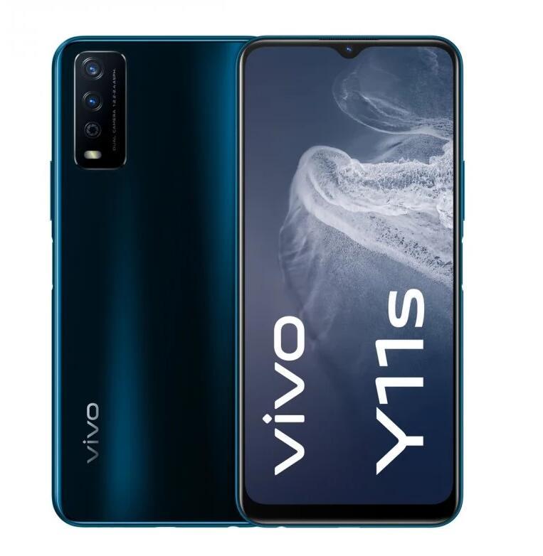Movil Vivo Y11s 3/32GB Phantom Black