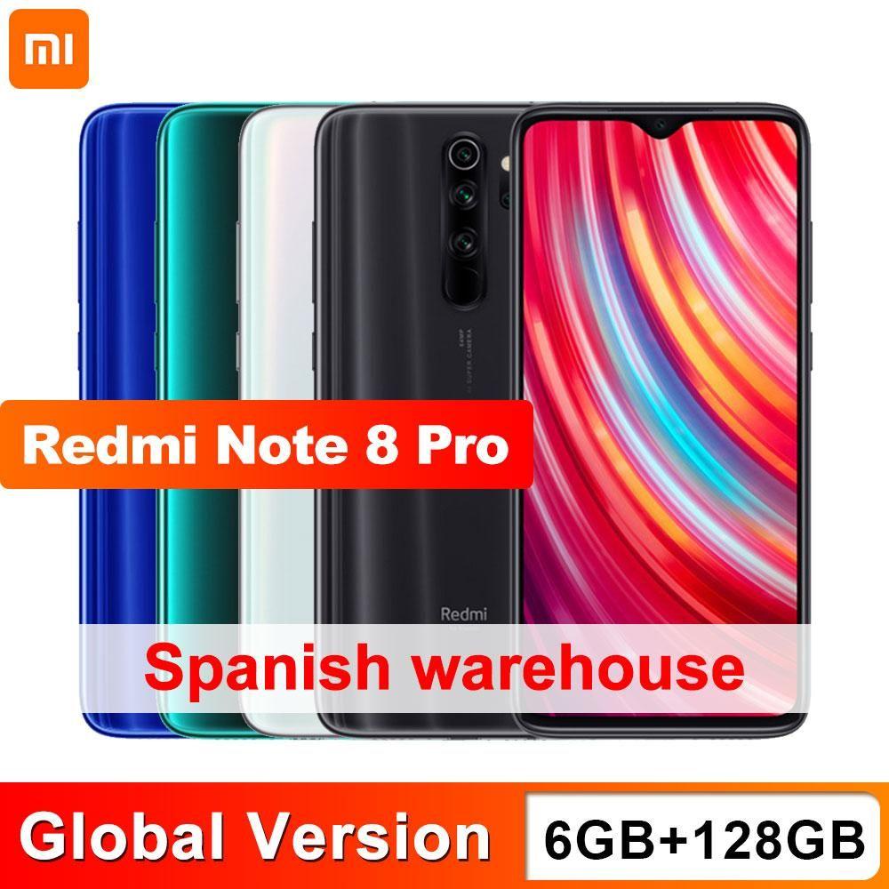 Xiaomi Redmi Note 8 Pro 6GB 128GB - Desde Españs