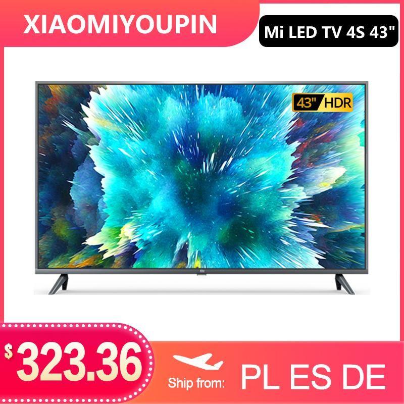 """Xiaomi Mi TV 4S 43"""" 4K"""