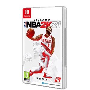 NBA 2K21 Nintendo Switch (eShop Rusia)