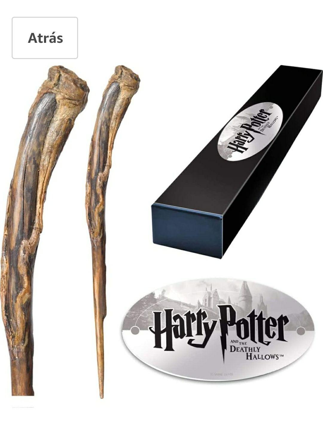 The Noble Collection Harry Potter's Snatcher - Varita de Personaje