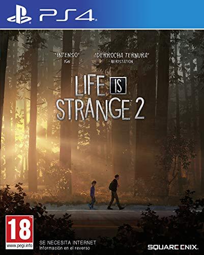 Life Is Strange 2 PS4 (Amazon)