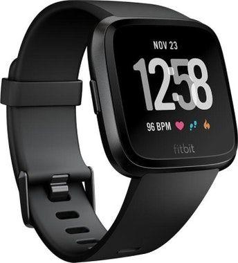 Fitbit Versa Smartwatch Deportivo [Reproduce música]