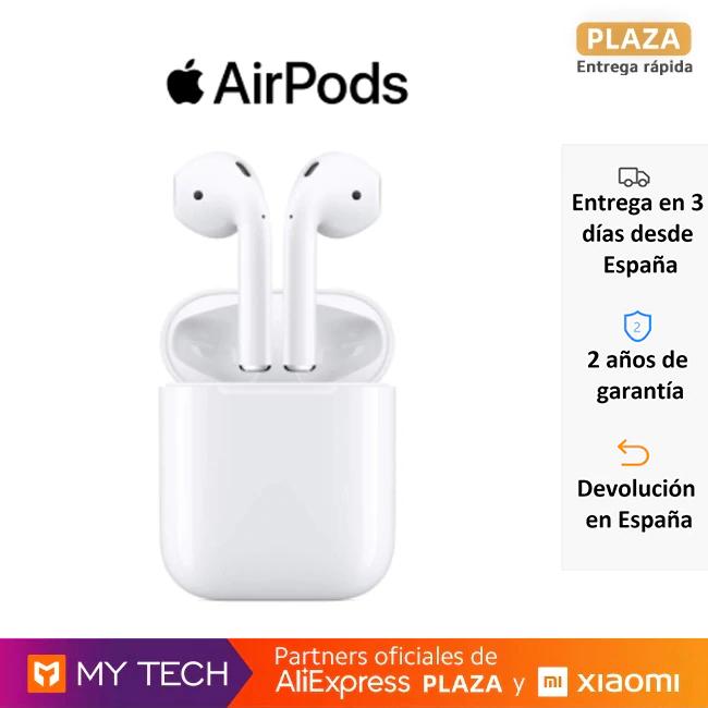 Apple Airpods V2 Modelo 2019