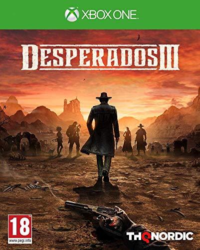 Videojuego Desperados III para XBOX ONE - AMAZON - nuevo mínimo!
