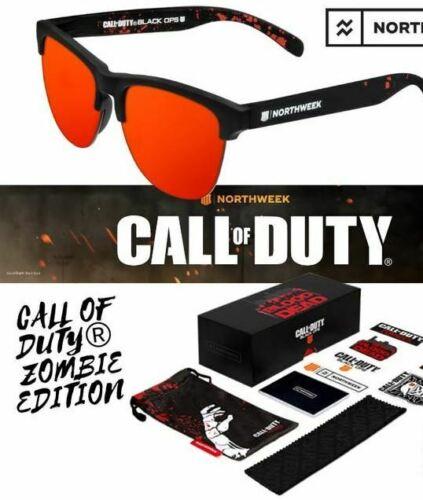 Gafas Northweek - Call of Duty Original / Nuketown / Zombie con estuches