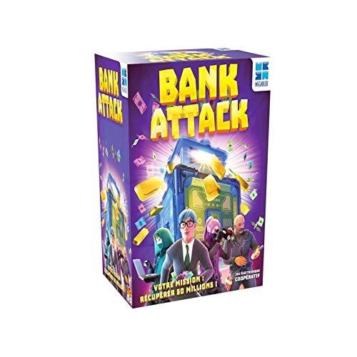 Megableu - Bank Attack (español)
